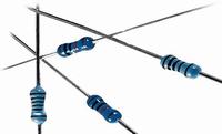 MOX Metalfilm resistor, 0,1% tolerance, 0,6W
