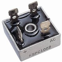 B80C25A, Rectifier, metal 140Vac/200V  25A<br />Price per piece