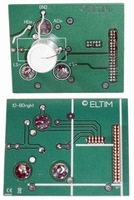 ELTIM IO-80 LINE input/output Modul, 80x100mm<br />Price per piece