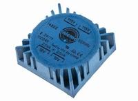 TALEMA Ringkern Transformator, 5VA, 2x115V>2x18V<br />Price per piece