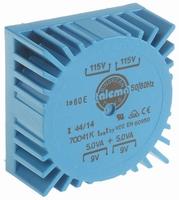 TALEMA Toroidal transformer, 10VA, 2x115V>2x9V