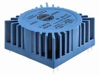 TALEMA Toroidal transformer, PCB mount, 10VA, 2x115V>2x15V