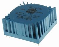 TALEMA ringkern transformator, 10VA, 2x115V>2x18V<br />Price per piece