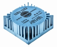 TALEMA Ringkern Transformator, 15VA, 2x115V>2x15V