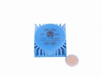 TALEMA Ringkern Transformator, 15VA, 2x115V>2x18V