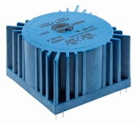 TALEMA Ringkern Transformator, 25VA, 2x115V>2x15V<br />Price per piece