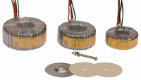 TALEMA Ringkern Transformator, 30VA, 2x115V>2x25V<br />Price per piece