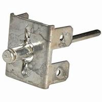 Faston Earth pin, 4-pole, 6,3mm, tin plated