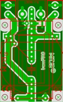 ELTIM XO-1, universal crossover board<br />Price per piece