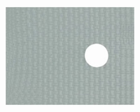 SIlicone/glassfibre insulation pad for TO-264, 0,9K/W