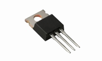 LM317TG, pos.. voltage regulator, floating, Vdif.<40V, I<1,5