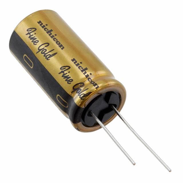 470uf @ 35VDC Nichicon UKW Audio Grade Radial Electrolytic Capacitor