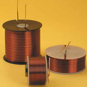 ARONIT core coils, baked