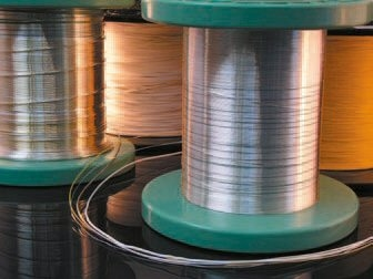 MUNDORF silver/gold interlink cable