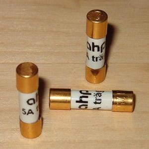 AHP fuses, Ø5mm