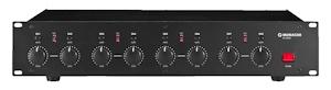 Amplifiers, class-D, 100V