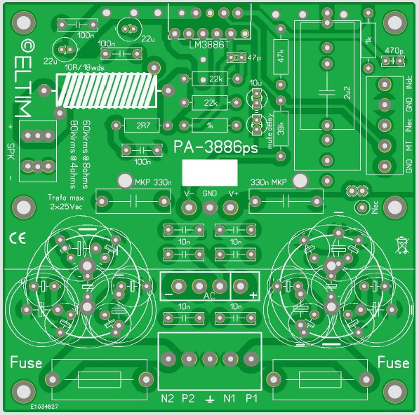 Circuit boards, PCB's