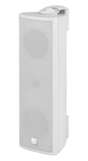 Column speakers, indoor