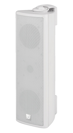 Column speakers, indoor