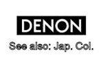 DENON Phono cartridges