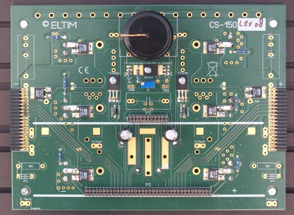 ELTIM CS output stage modules