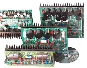 ELTIM High-End Power Amplifier modules