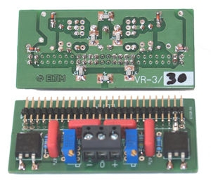 ELTIM VR  Voltage Regulator modules