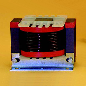 FERON E-core wire coils, baked