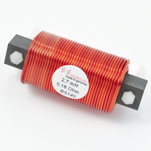 FERON I-core wire coils, baked