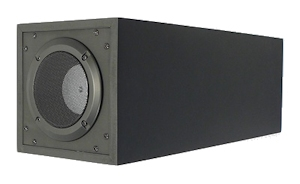 Fixed mount speakers, low impedance