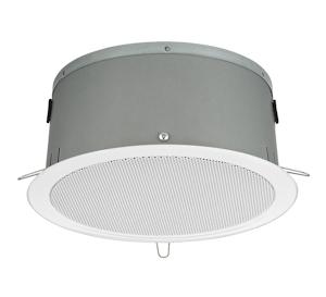 Flush mount, 100V, EN54