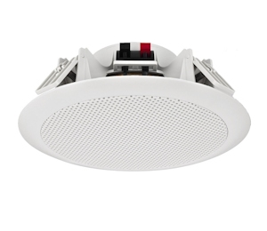 Flush mount, low imp., weatherproof