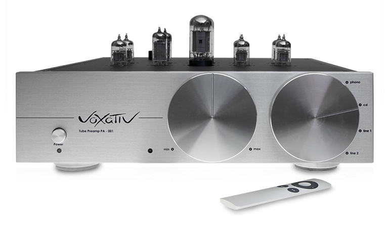 High-End preamplifiers