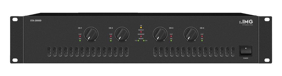 IMG Class-D Amplifiers
