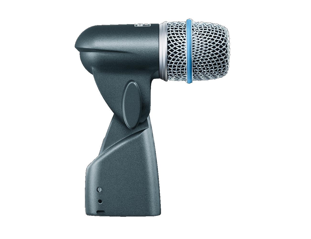 Instruments microphones
