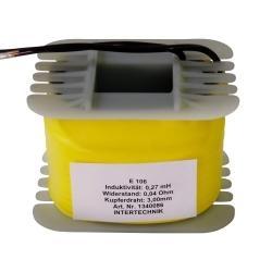 INTERTECHNIK Air coils coils      Ø3,0mm