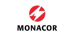 MONACOR fixed mounted speakers