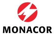 MONACOR integrated amplifiers