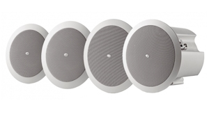 PA Ceiling / flush mount speakers