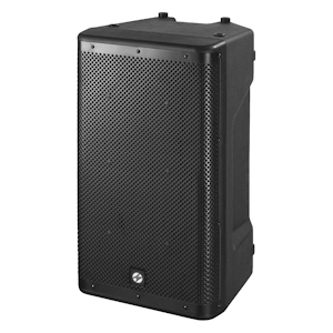 PA Speakers, low impedance