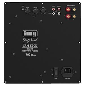 Plate Amplifier modules