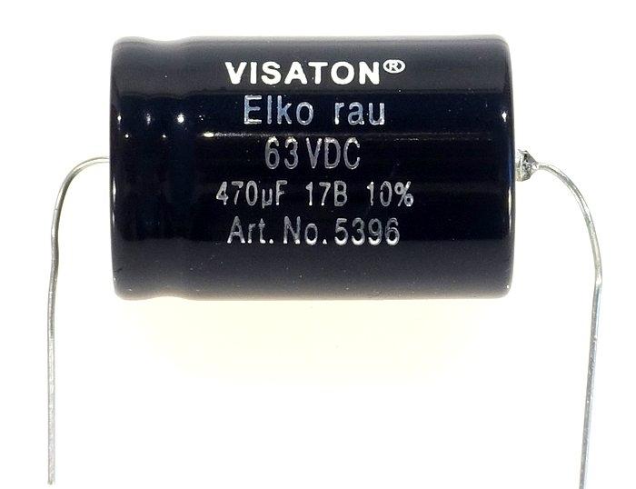 VISATON Bipolar raw 63V