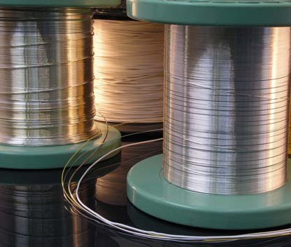 Wire, foil, strips
