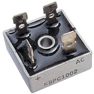 Rectifiers, diodes